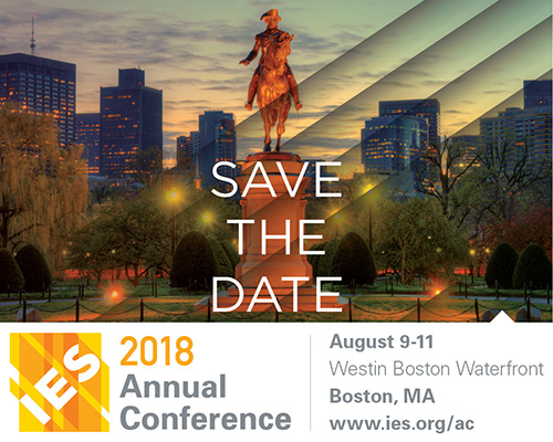 IES 2018 Annual Conference